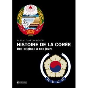 Selection de livres Villa Violet Paris : Histoire de la Corée