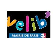 Des stations Velib à proximité de Villa Violet Velib Paris