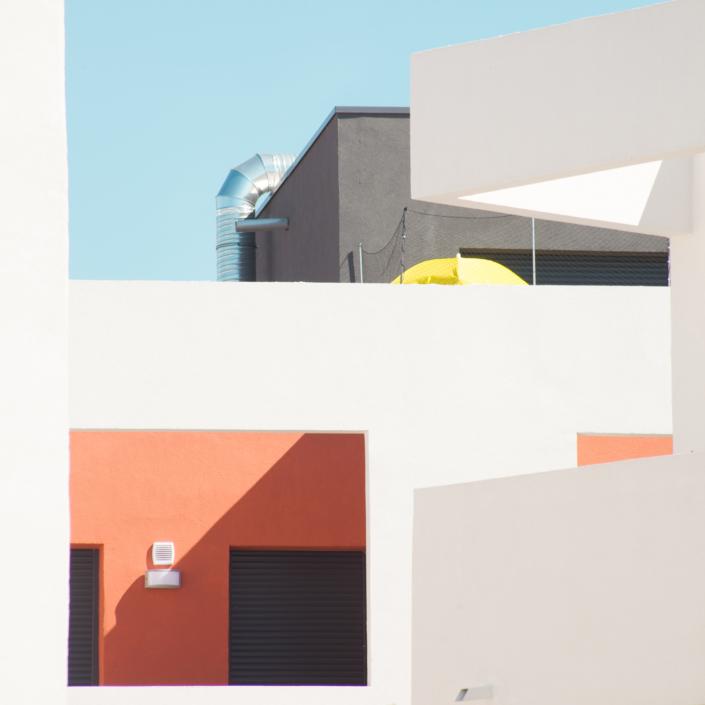 Photographie de Matthieu VENOT pour l'exposition Constructions-Déconstructions